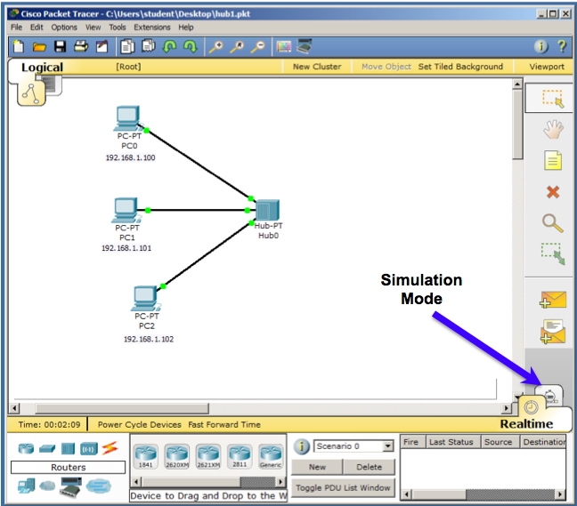cisco simulator software packet tracer