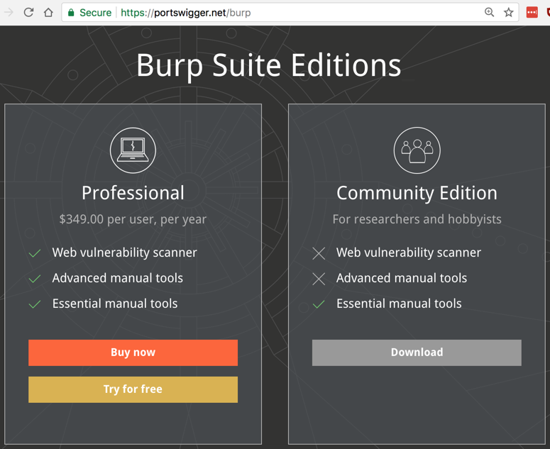 W 201: Intro to Burp (60 pts)