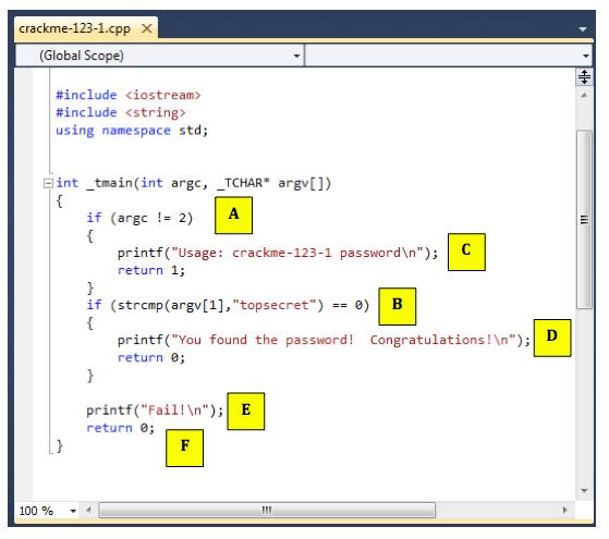 121 Proj X11: Reverse Engineering with IDA Pro Freeware (10