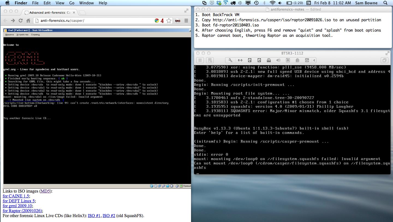 kryptos logic windows and linux password hacking utility