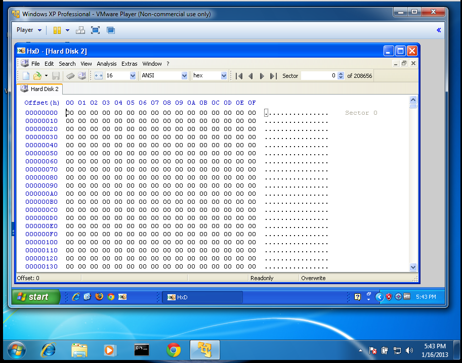HXD FREEWARE HEX EDITOR AND DISK EDITOR
