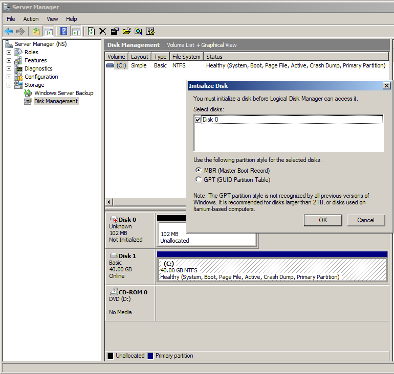 Project 9 for CNIT 121: Fixing the Partition Table with