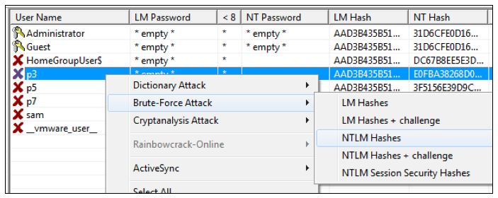Project 18: Cracking Windows Passwords with Cain and Abel