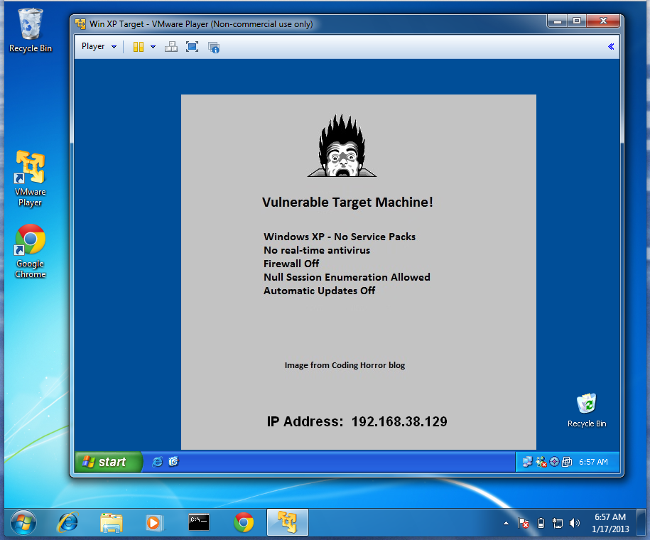 windows xp machine on windows 10