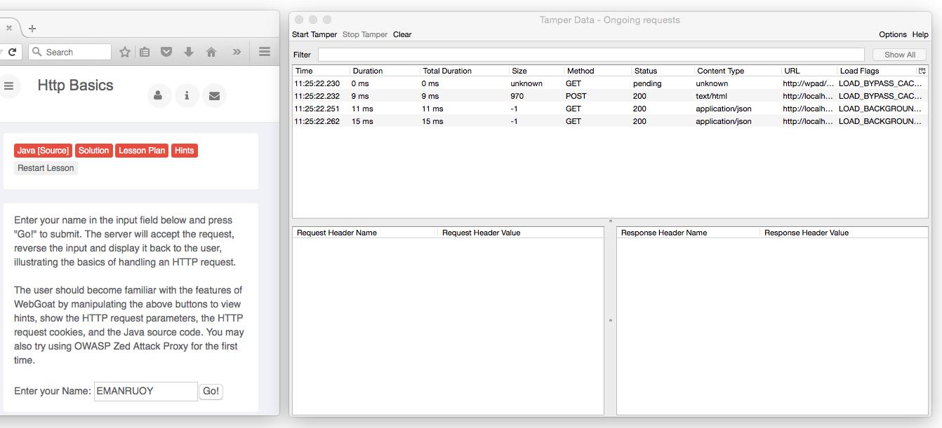 CNIT 123 Project 14: WebGoat Intro (20 pts )