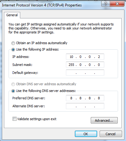 Project 10: Hacking a PPTP VPN with Asleap (25 pts )