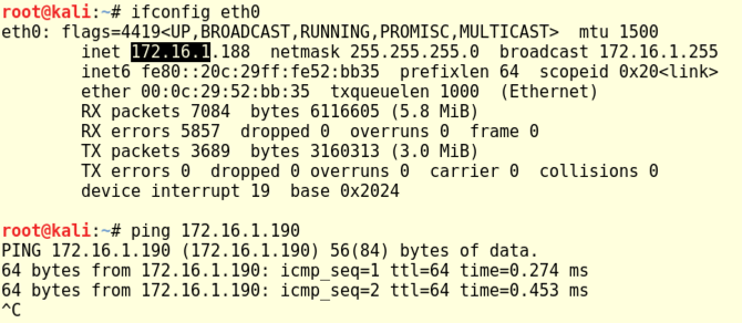 Project 5: Enumerating Metasploitable 2 (15 points)