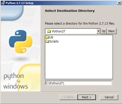 how to install python 2.7 3 on windows 7 64 bit