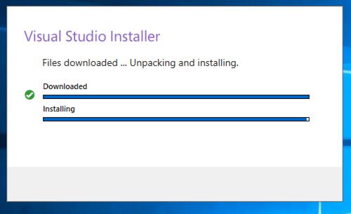 Proj 17: Compiling C on Windows 2016 Server (15 pts)