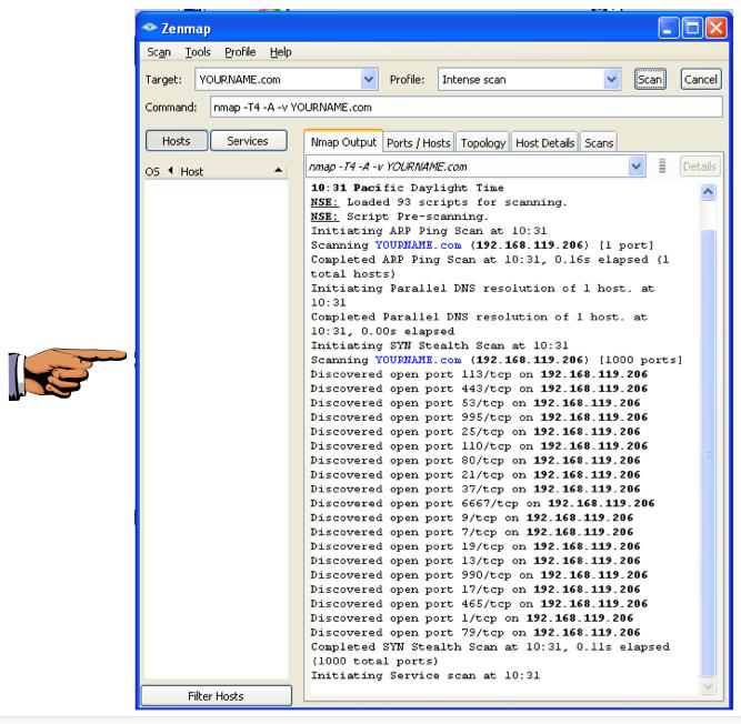 CNIT 126 Proj 3: Using INetSim on Kali Linux (20 pts )