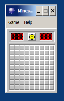 Proj 11  Hacking Minesweeper with Ollydbg (15 pts + 30 pts