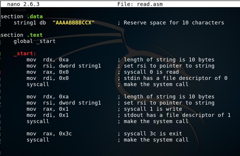 Proj 12: Intro to 64-bit Assembler (15 pts )