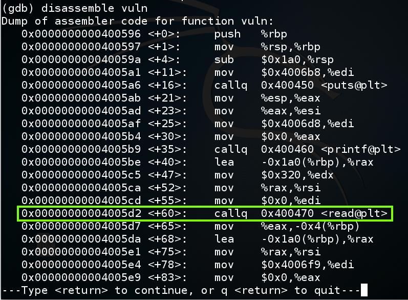Proj 13: 64-Bit Buffer Overflow Exploit (15 pts )