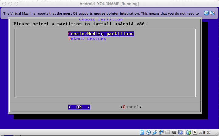 Project 1: Preparing an Android Virtual Machine (25 pts )