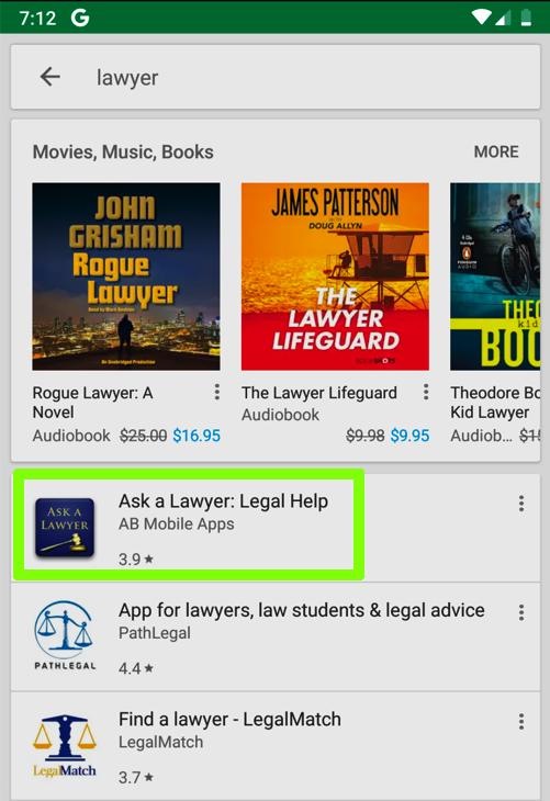 Proj 2: Ask A Lawyer Plaintext Login (15 pts)