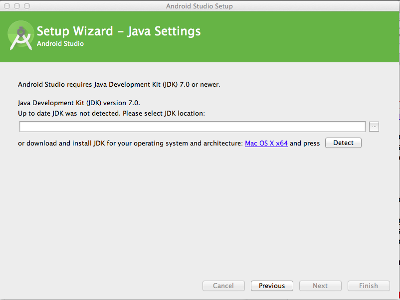 Project 1: Android Studio on Mac or Windows (10 points)