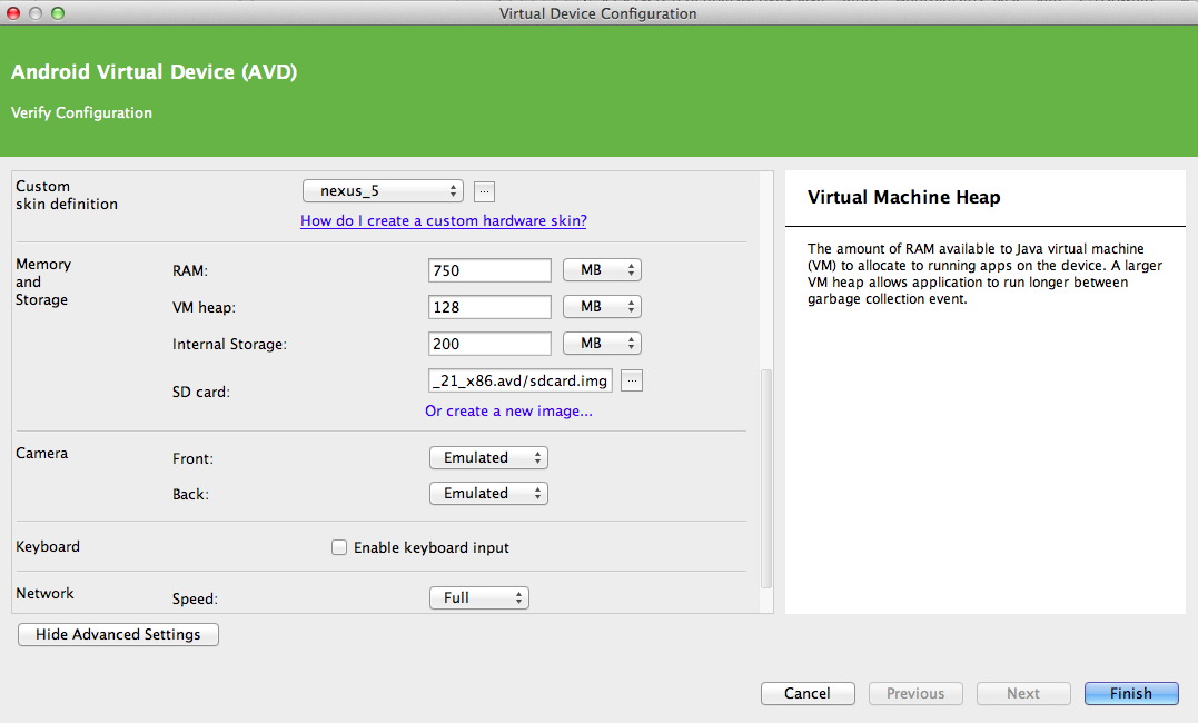 Project 3: Android Studio (20 points)