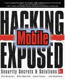 CNIT 128: Hacking Mobile Devices -- Sam Bowne