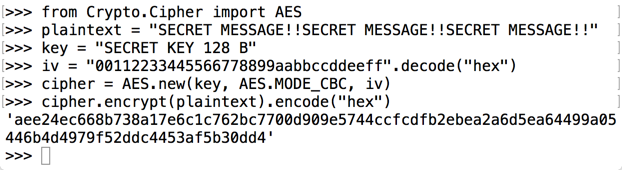 C1  AES & PBKDF2 in Python (40 pts )