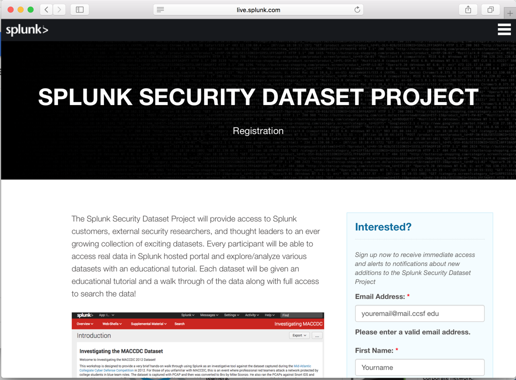 Project 7: Splunk: Boss of the SOC (15 pts + 20 pts extra)