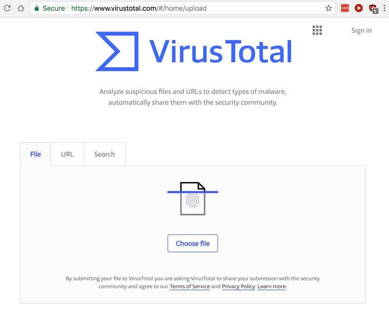 Project 9: VirusTotal & Wireshark (15 Points)