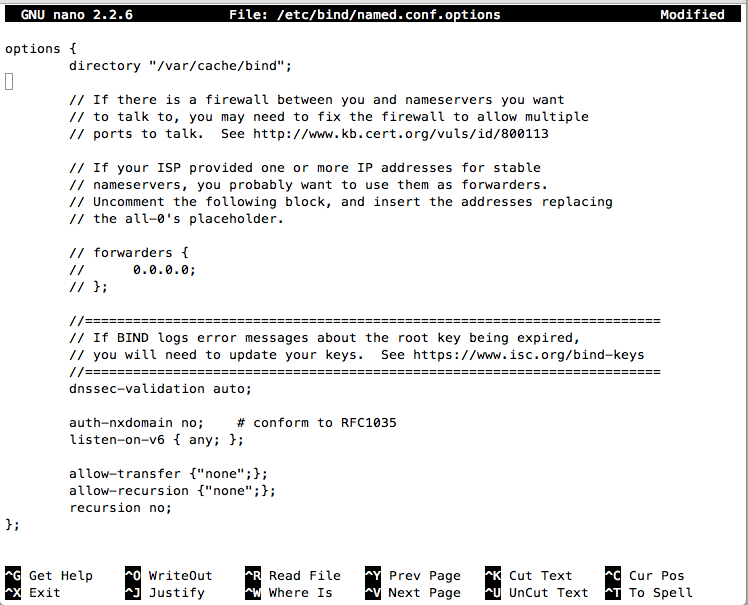 CNIT 40 Proj 5x: Primary Master DNS Server with Bind on Linux (15 pts )