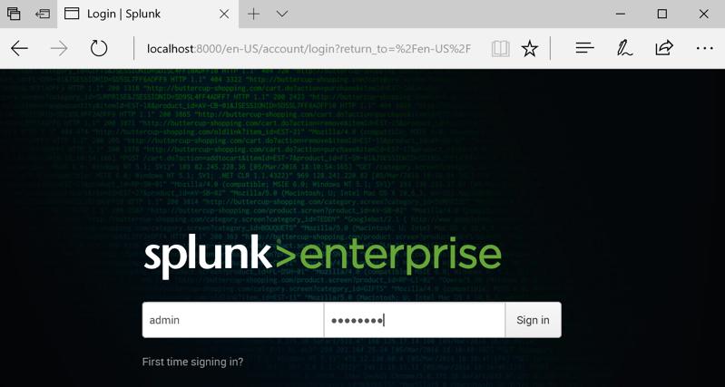 Proj 3x: Splunk Searching (10 pts  extra credit)
