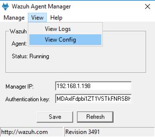 Proj 6x: Monitoring File Integrity with Wazuh 3 (15 pts )