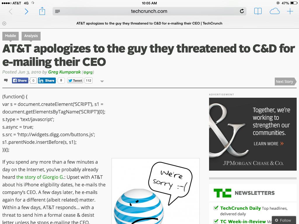 Apr 2014 2014 10 27 image of apparent shellshock attack on techcrunch fandeluxe Images